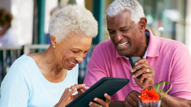 The benefits of technology for seniors