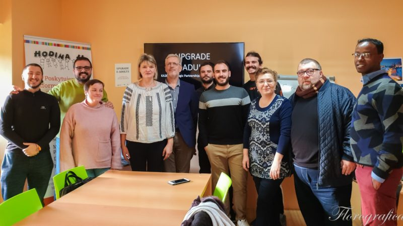 First Transnational meeting in the Czech Republic